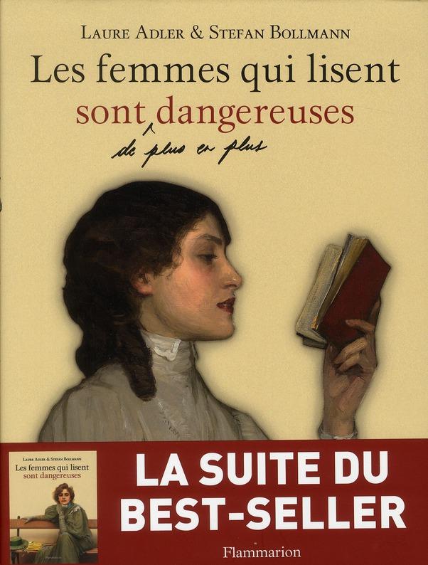 Les femmes qui lisent sont de plus en plus dangereuses