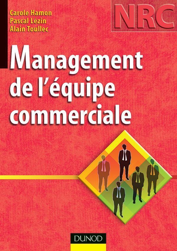 Management De L'Equipe Commerciale - Manuel
