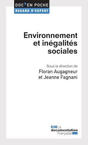 Enjeux envirionnementaux, protection sociale et inégalités sociales