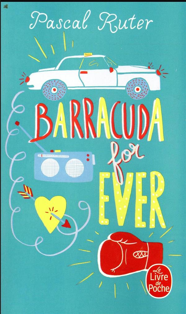 BARRACUDA FOR EVER RUTER, PASCAL