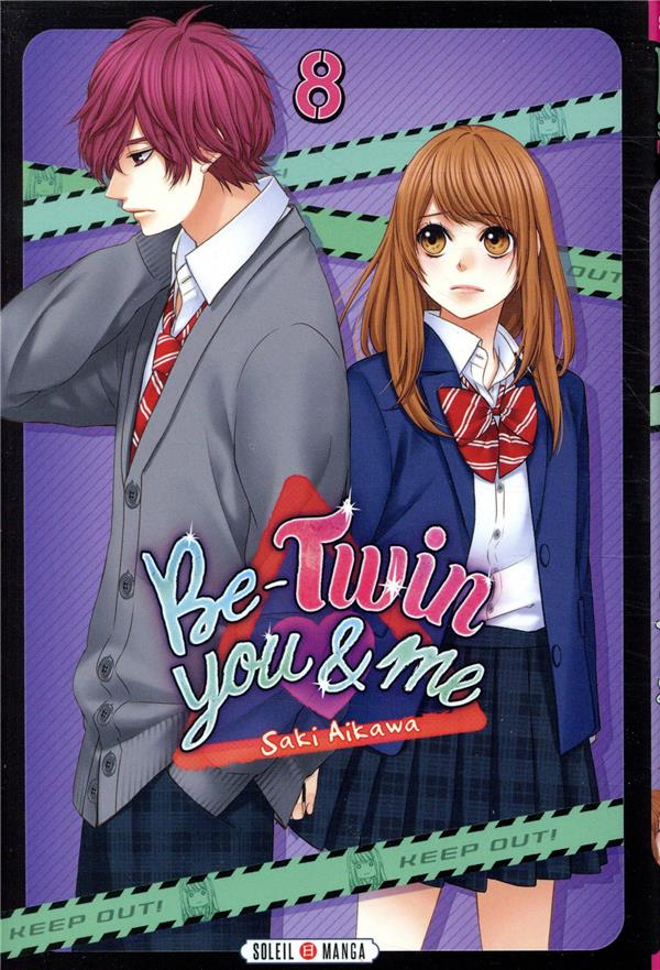 Be-twin you & me T.8