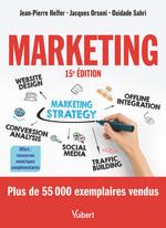 Marketing  - Ouidade Sabri - Jacques Orsoni - Jean-Pierre Helfer - Collectif
