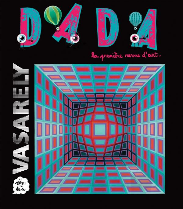 Revue dada n.174 ; vasarely