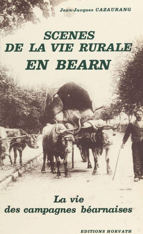 Scenes de la vie rurale en bearn