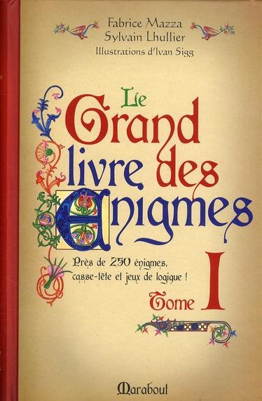 Grand Livre Des Enigmes 1