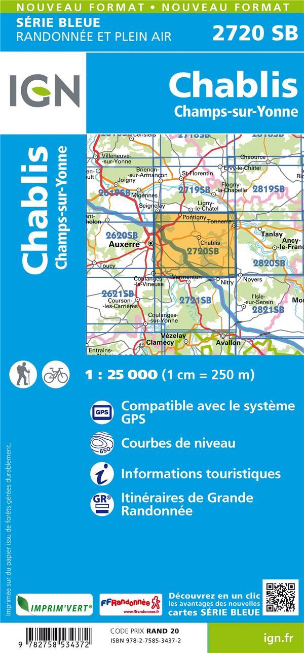 2720SB ; Chablis, Champs-sur-Yonne