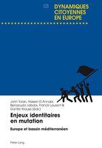 Vente Livre Numérique : Enjeux identitaires en mutation  - John Tolan - Hassen El Annabi - Benaouda Lebdai - Franck Laurent