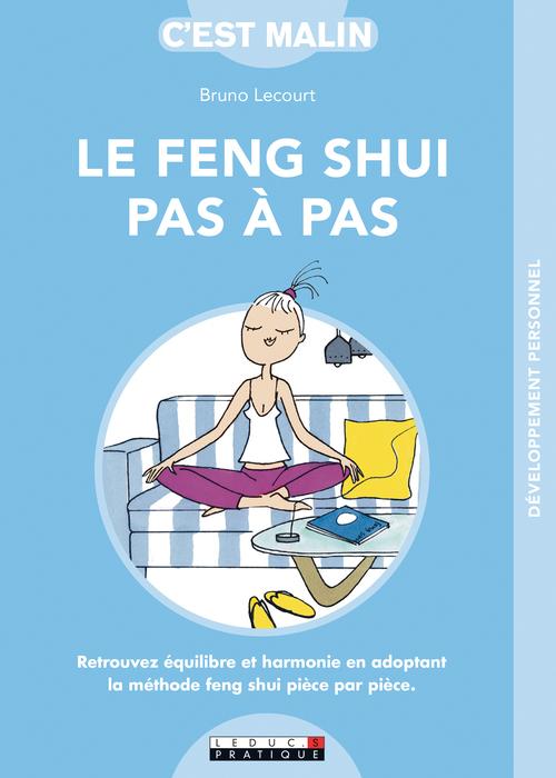 C'est malin grand format ; je me mets au feng shui pas à pas ; retrouvez équilibre et harmonie en adoptant la méthode feng shui   - Bruno Lecourt