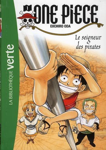 One Piece T.1 ; Le Seigneur Des Pirates