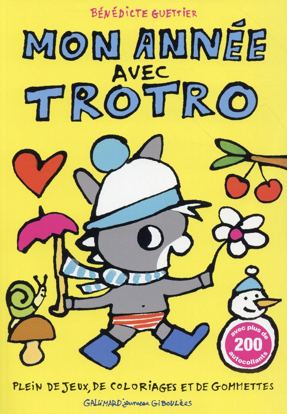 Mon année avec Trotro