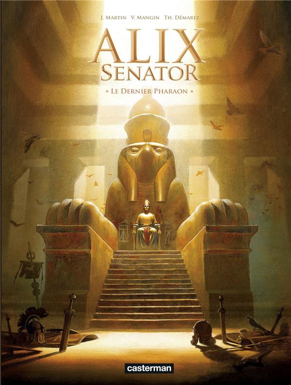 Alix Senator T.2 ; le dernier pharaon