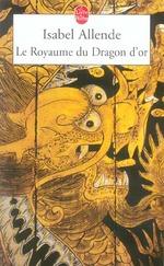 Couverture de Le royaume du dragon d'or