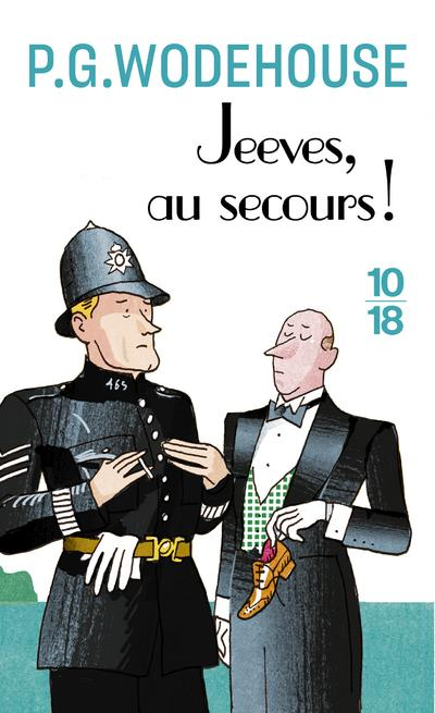 Jeeves t.2 ; au secours !