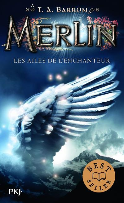 Merlin - cycle 1 T.5 ; les ailes de l'enchanteur