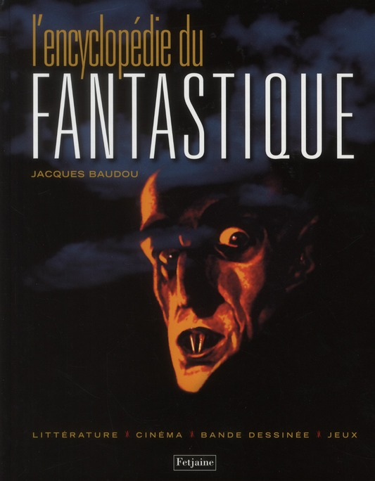 L'encyclopedie du fantastique