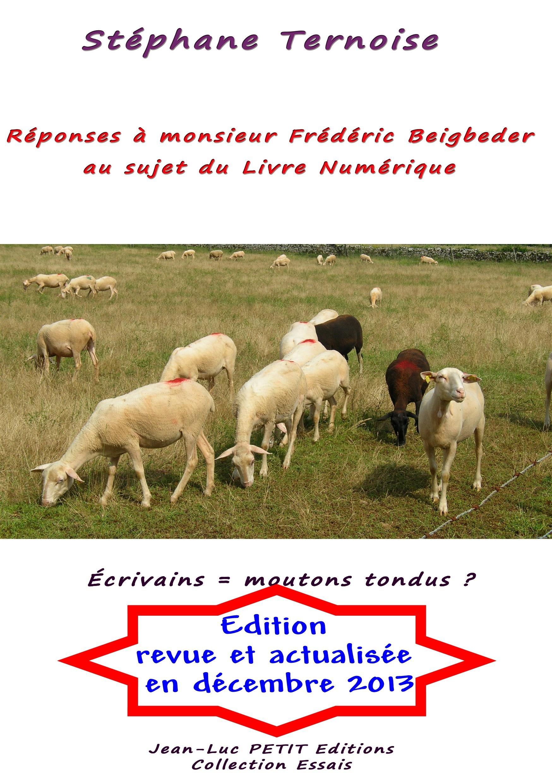 Réponses à monsieur Frédéric Beigbeder au sujet du Livre Numérique