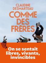 Vente EBooks : Comme des frères  - Claudine Desmarteau