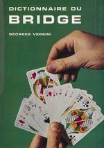 Dictionnaire du bridge
