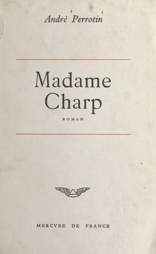 Madame Charp