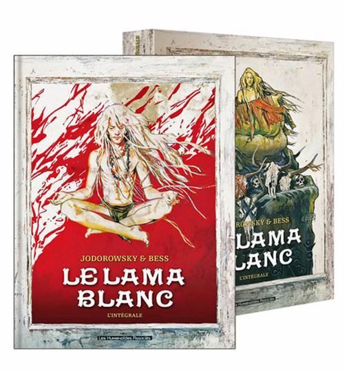 Le Lama Blanc ; coffret Intégrale t.1 à t.6