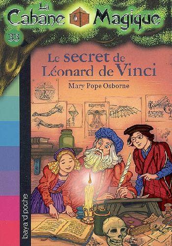 La cabane magique T.33 ; le secret de Léonard de Vinci