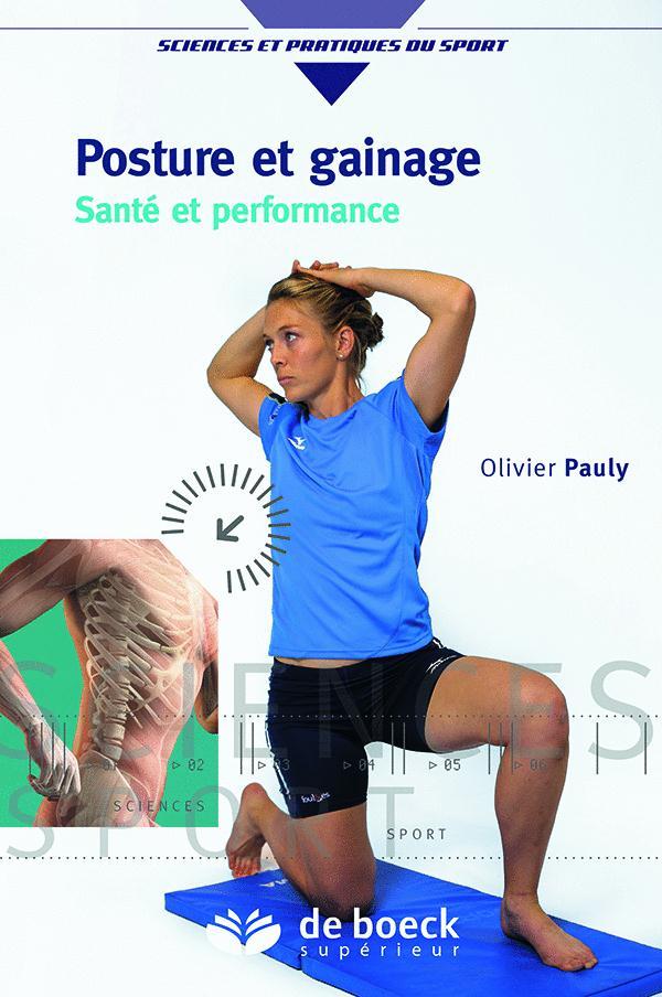 Posture et gainage ; santé et performance
