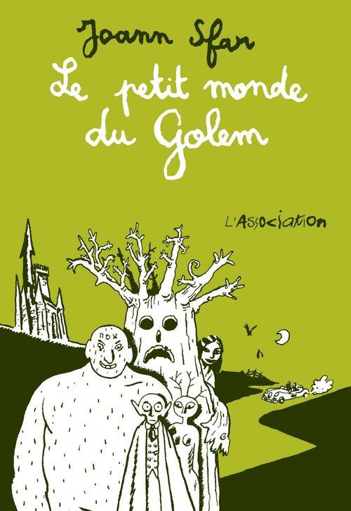 Le petit monde du Golem
