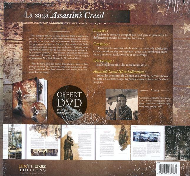 Assassin's Creed ; entre voyages, vérités et complots (2e édition)