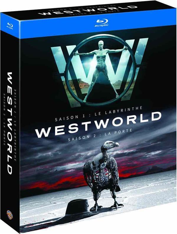 Westworld - L'intégrale des saisons 1 + 2
