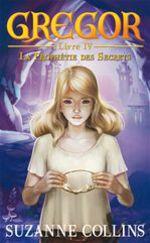 Vente Livre Numérique : Gregor 4 - La Prophétie des Secrets  - Suzanne Collins