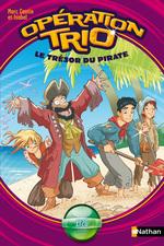 Vente Livre Numérique : Le trésor du pirate  - Isabel - Marc Cantin