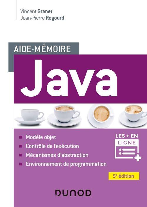 Aide-mémoire - Java - 5e éd.