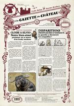 Vente Livre Numérique : Le Château des animaux (Tome 1) - 1ère année : Avril  - Xavier Dorison