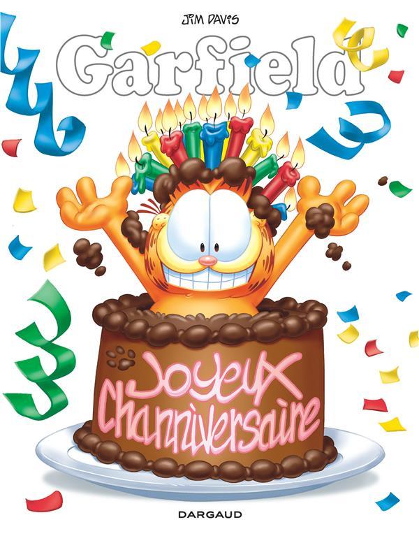 Garfield Hors-Série ; joyeux channiversaire !