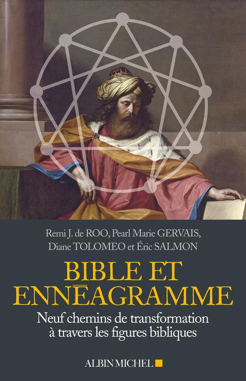 bible et ennéagramme ; neuf chemins de transformation à travers des figures bibliques