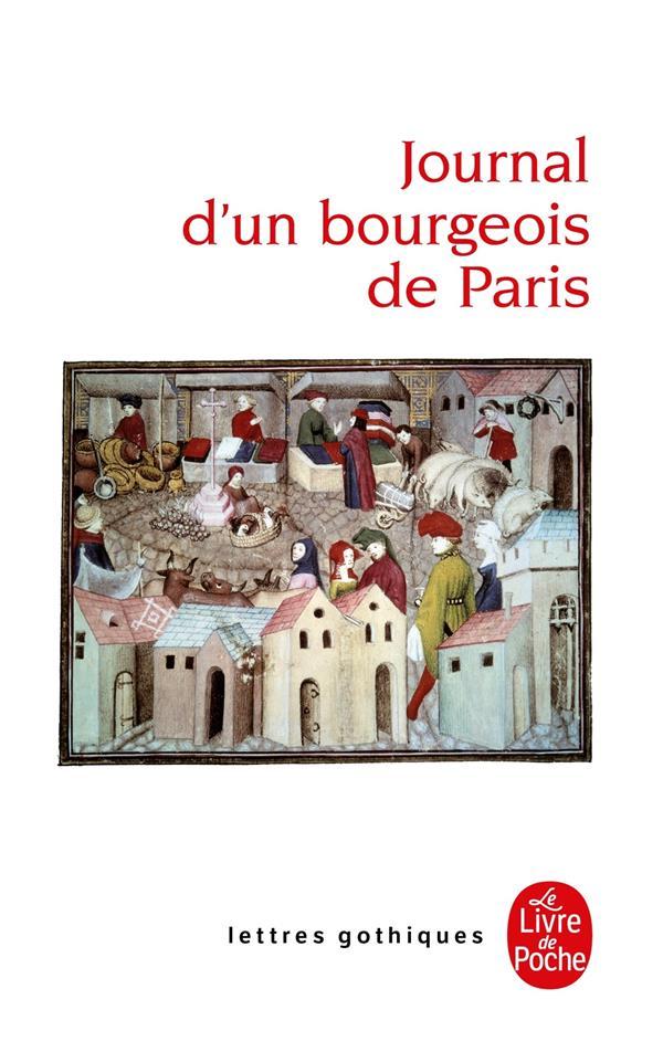 Le journal d'un bourgeois de Paris