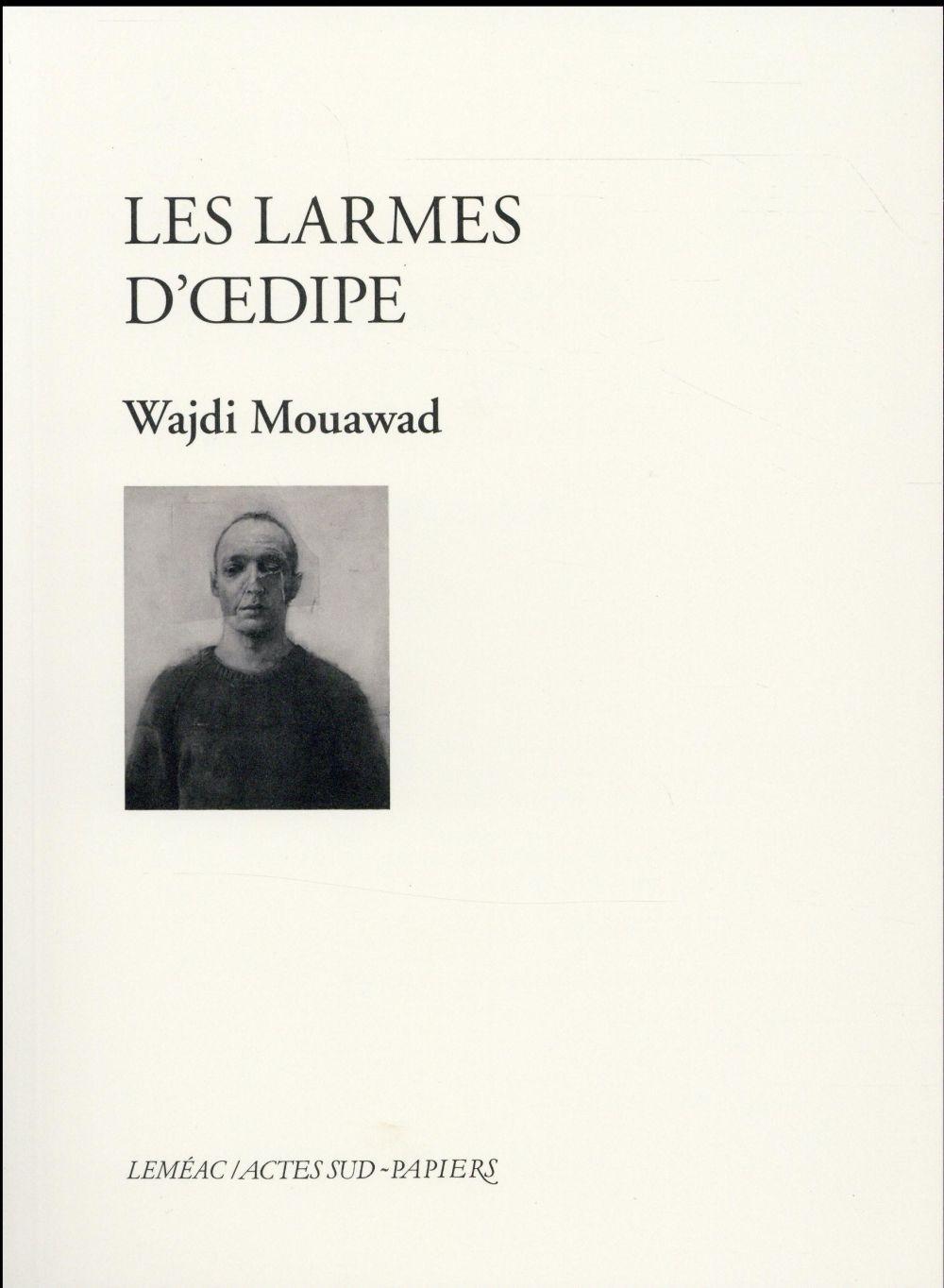 LES LARMES D'OEDIPE