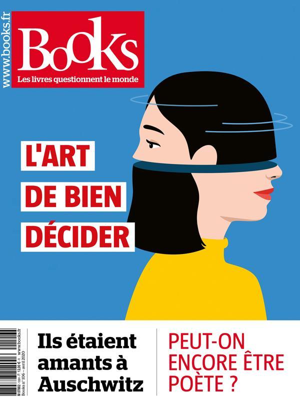 BOOKS N.106  -  AVRIL 2020  -  L'ART DE BIEN DECIDER