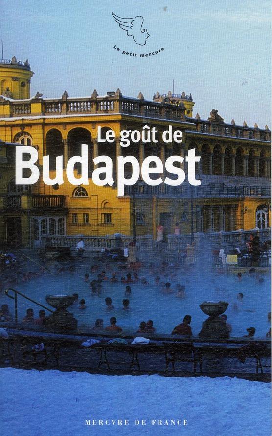 Le goût de Budapest