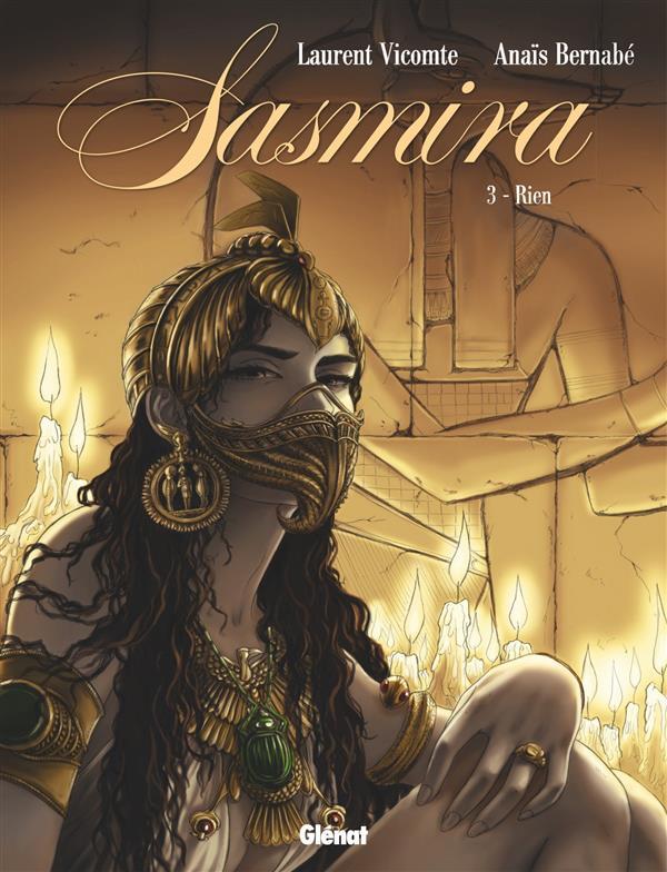 Sasmira t.3 ; rien