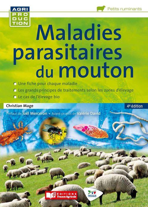 Maladies parasitaires du mouton - 4e edition