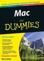 Vente Livre Numérique : Mac für Dummies  - Bob LEVITUS - Isolde Kommer