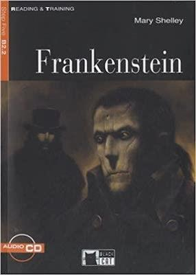 Frankenstein + cd - b2.2 / reading & training