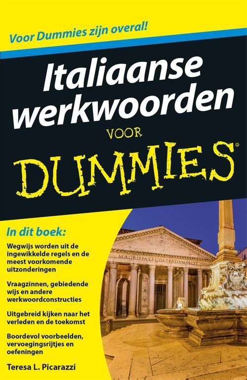Italiaanse werkwoorden voor Dummies