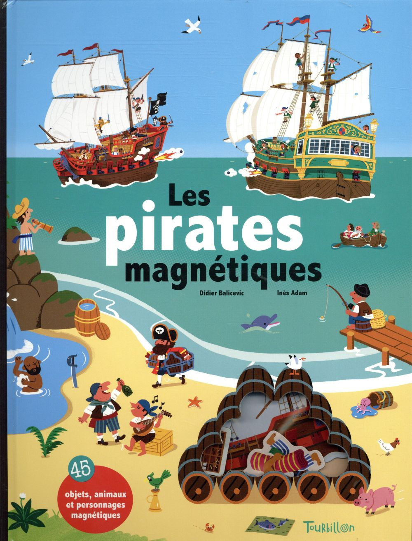 Les pirates magnétiques