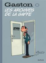 Couverture de Gaston (Edition 2018) - Tome 0 - Les Archives De La Gaffe