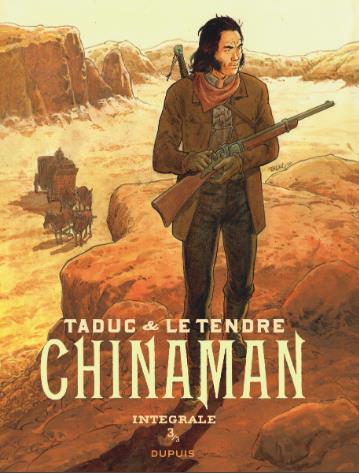 Chinaman ; INTEGRALE VOL.3 ; T.7 A T.9