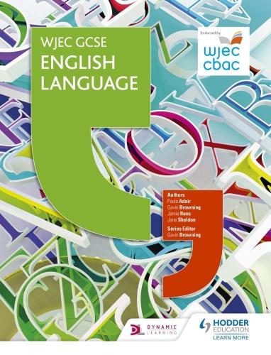 WJEC GCSE English Language Student's Book