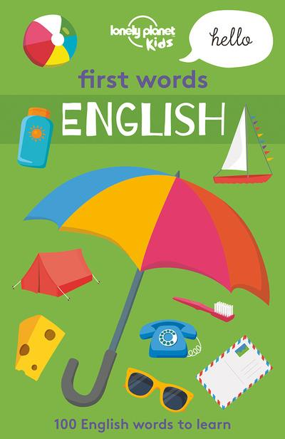 First words english