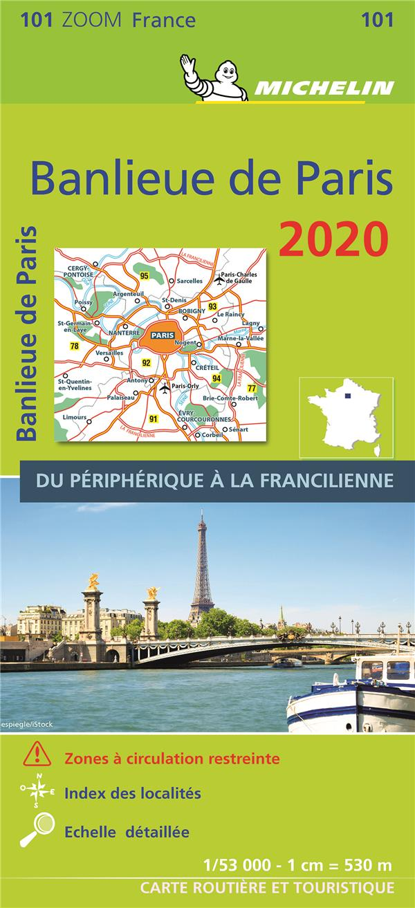 BANLIEUE DE PARIS 2020